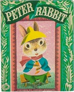 Peter Rabbit  by Beatrix Potter - Illustrations by Leonard Weisgard